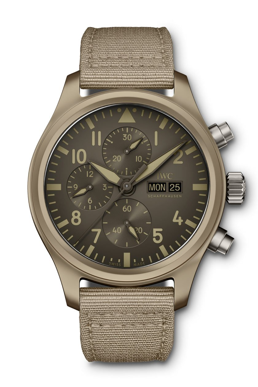 "Pilot's Watch Chronograph TOP GUN Edition ""Mojave Desert"""
