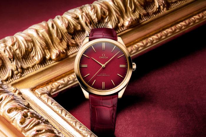 Omega De Ville Tresor 125 Anniversary Edition
