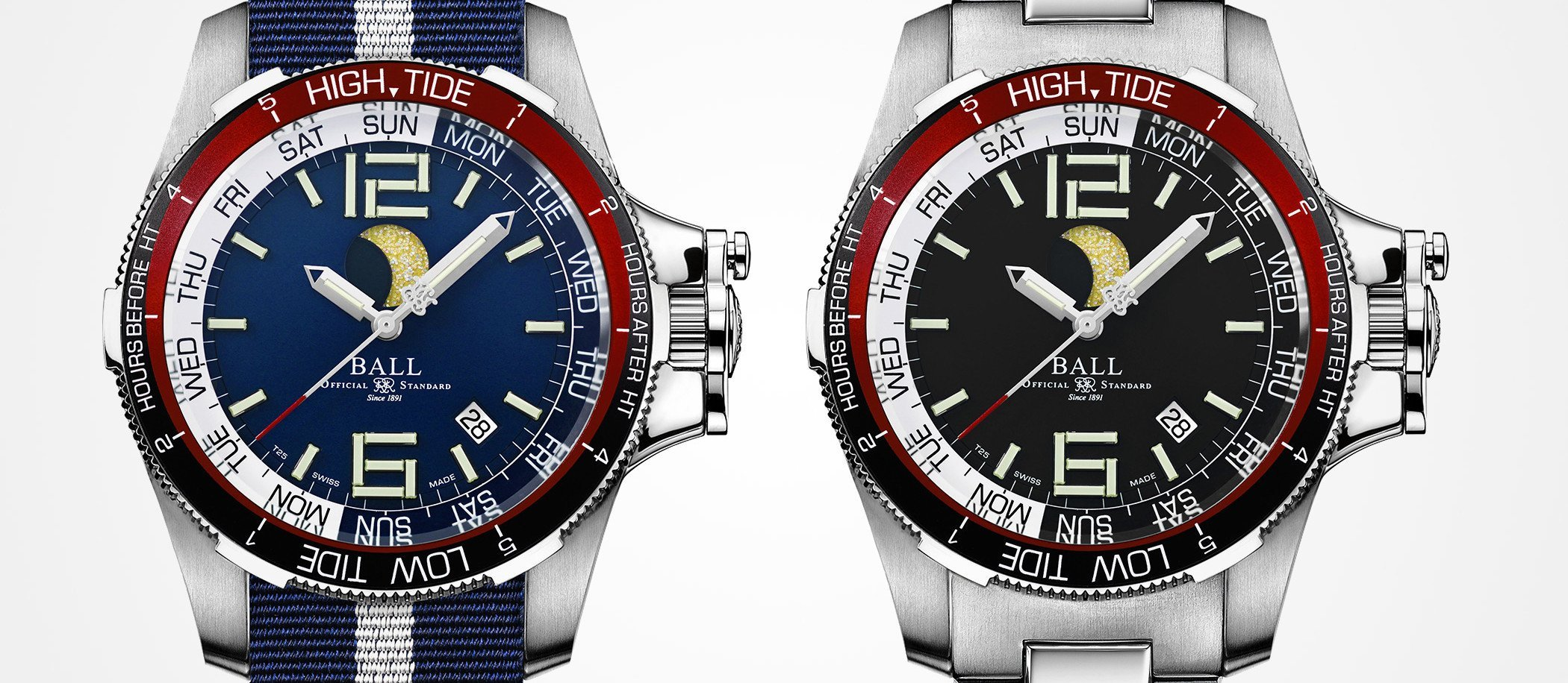 Ball Engineer Hydrocarbon Moon Navigator