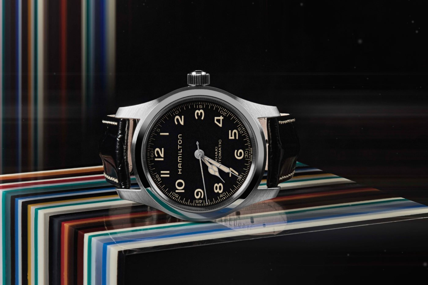 """Hamilton Khaki Field Murph – zegarek z filmu """"Interstellar"""" [dostępność, cena]"""