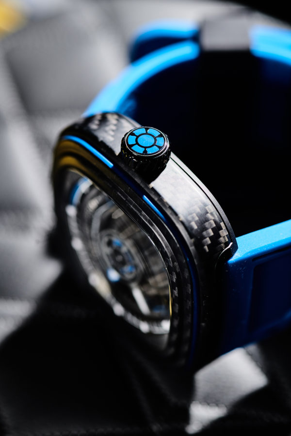 SevenFriday S3/02 Carbon