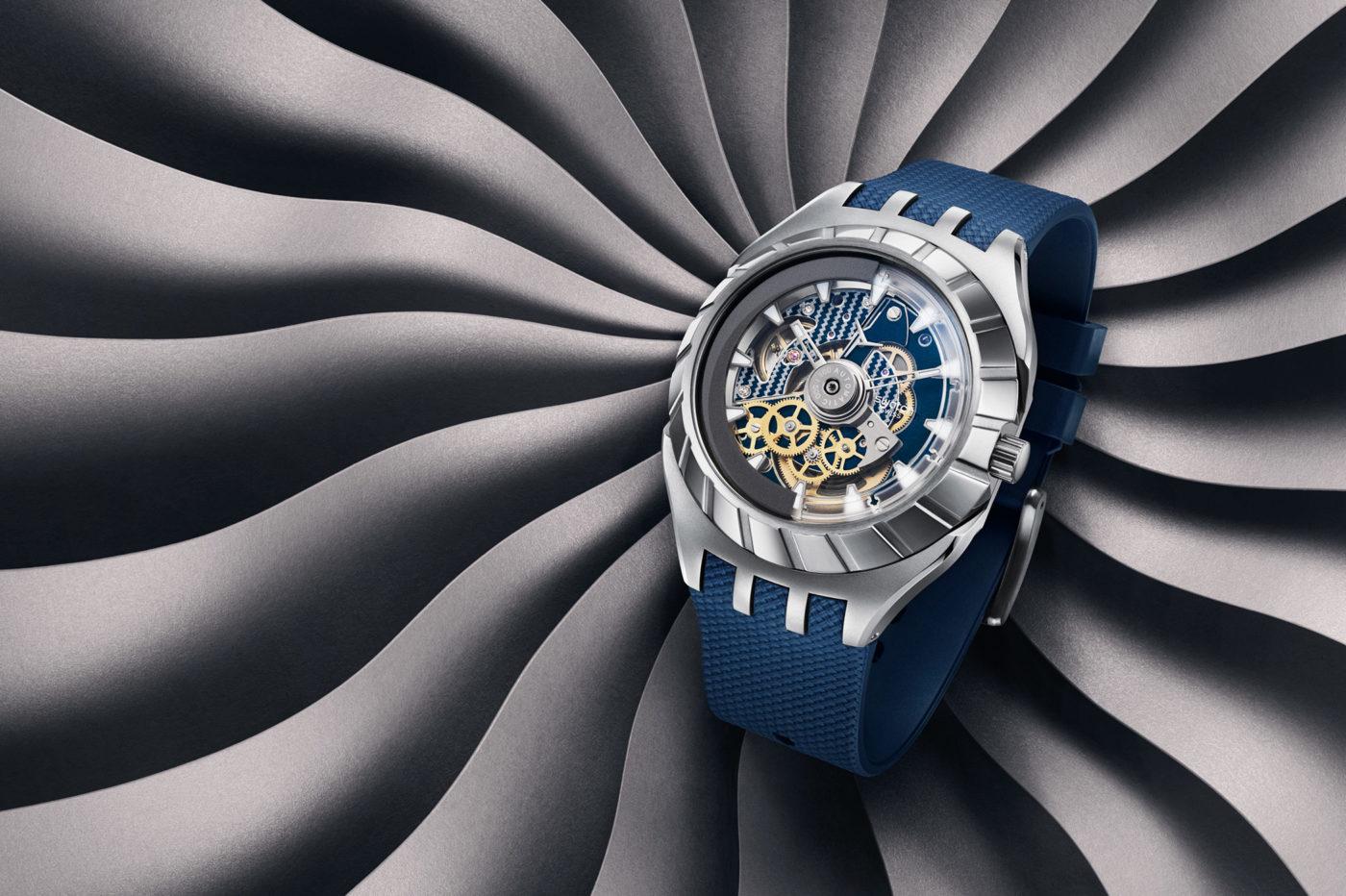 Swatch Flymagic – pierwszy zegarek z antymagnetycznym włosem Nivachron [cena]