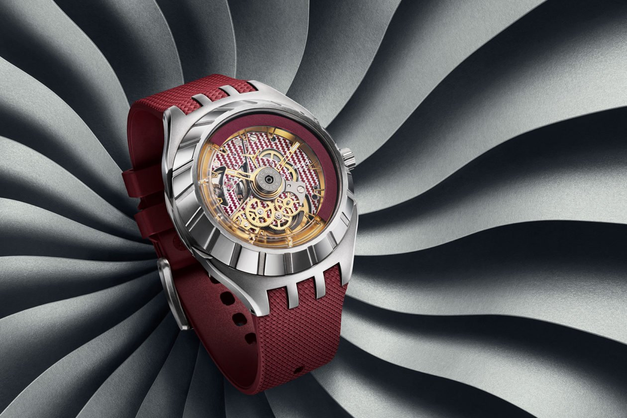 Swatch Flymagic