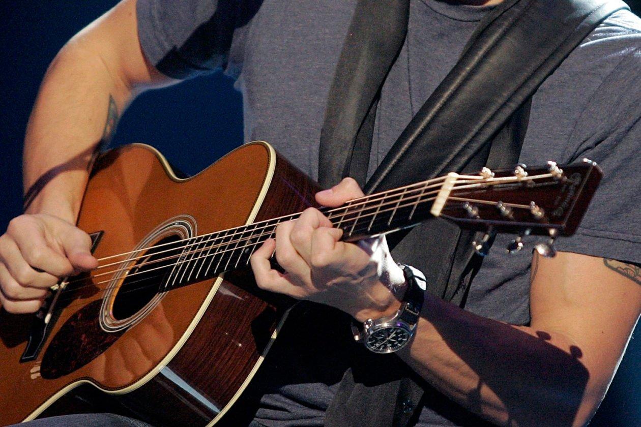 John Mayer z IWC / foto: hodinkee.com