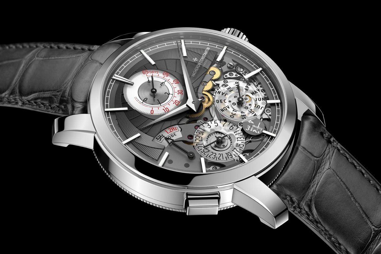 Vacheron Constantin Traditionnelle Twin-Beat Perpetual Calendar