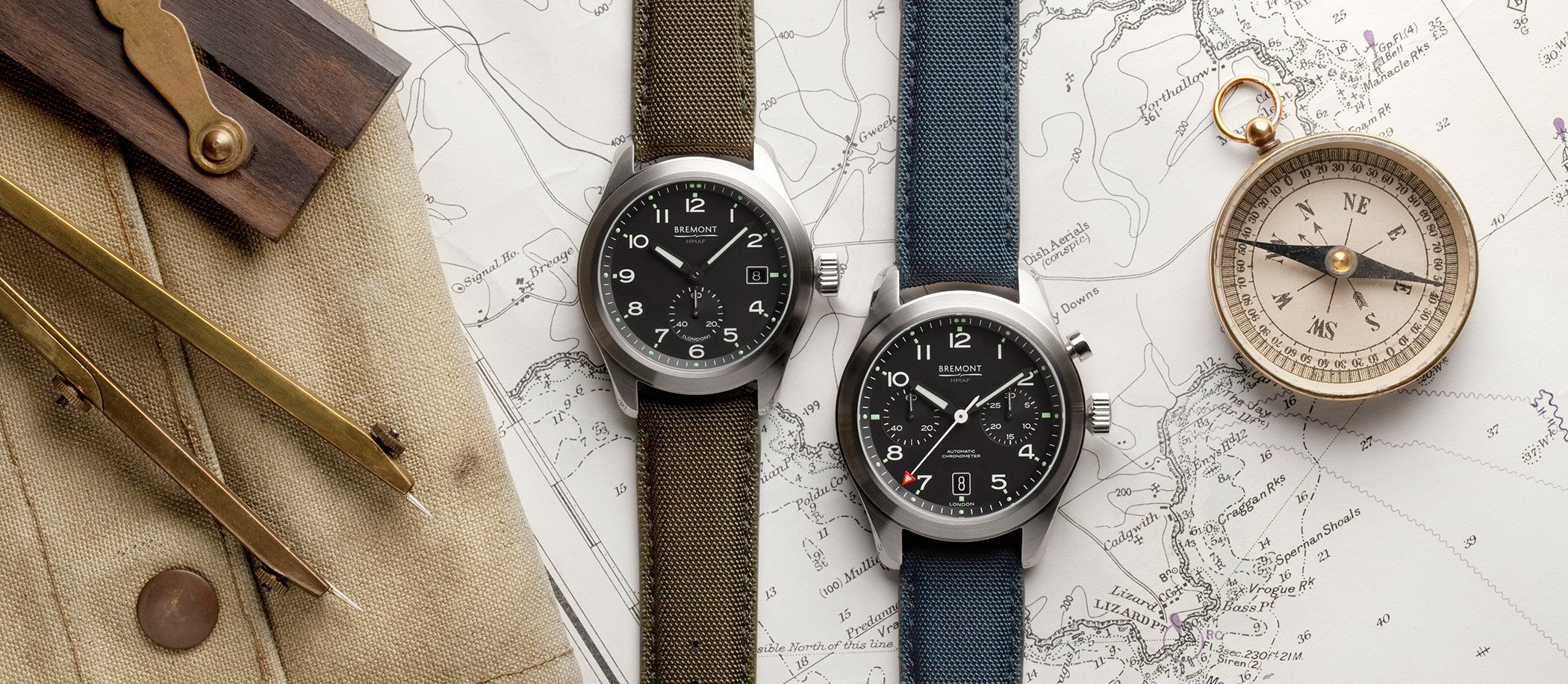 Bremont Armed Forces