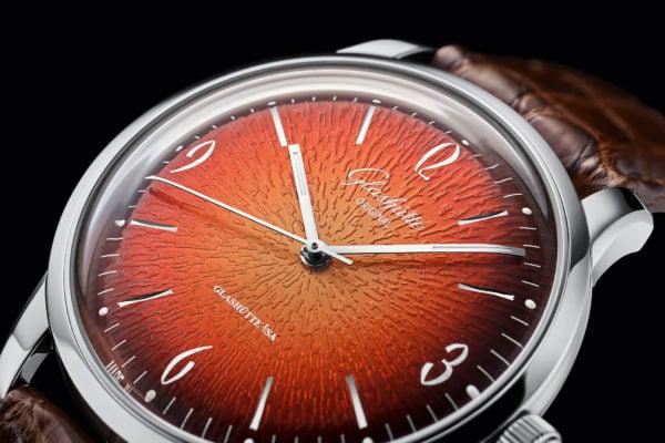 Glashütte Original Senator Sixties Annual Edition Fiery Orange