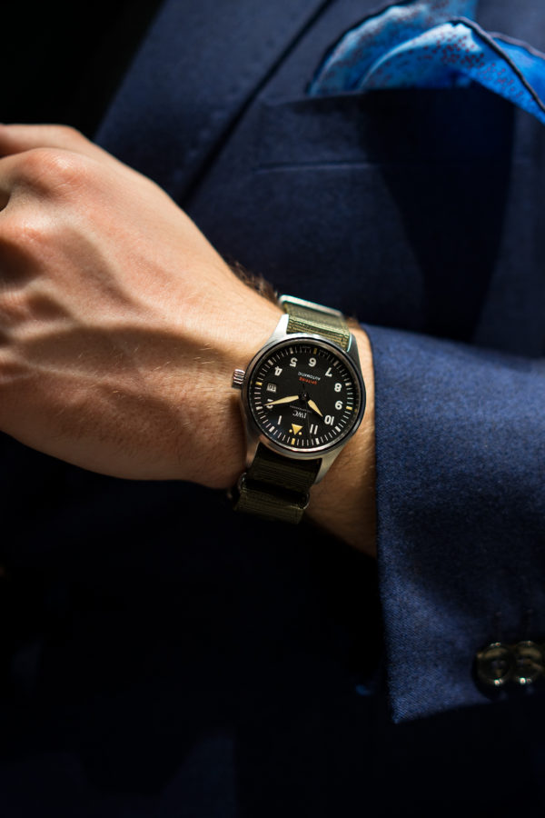 IWC Pilot's Watch Spitfire Automatic