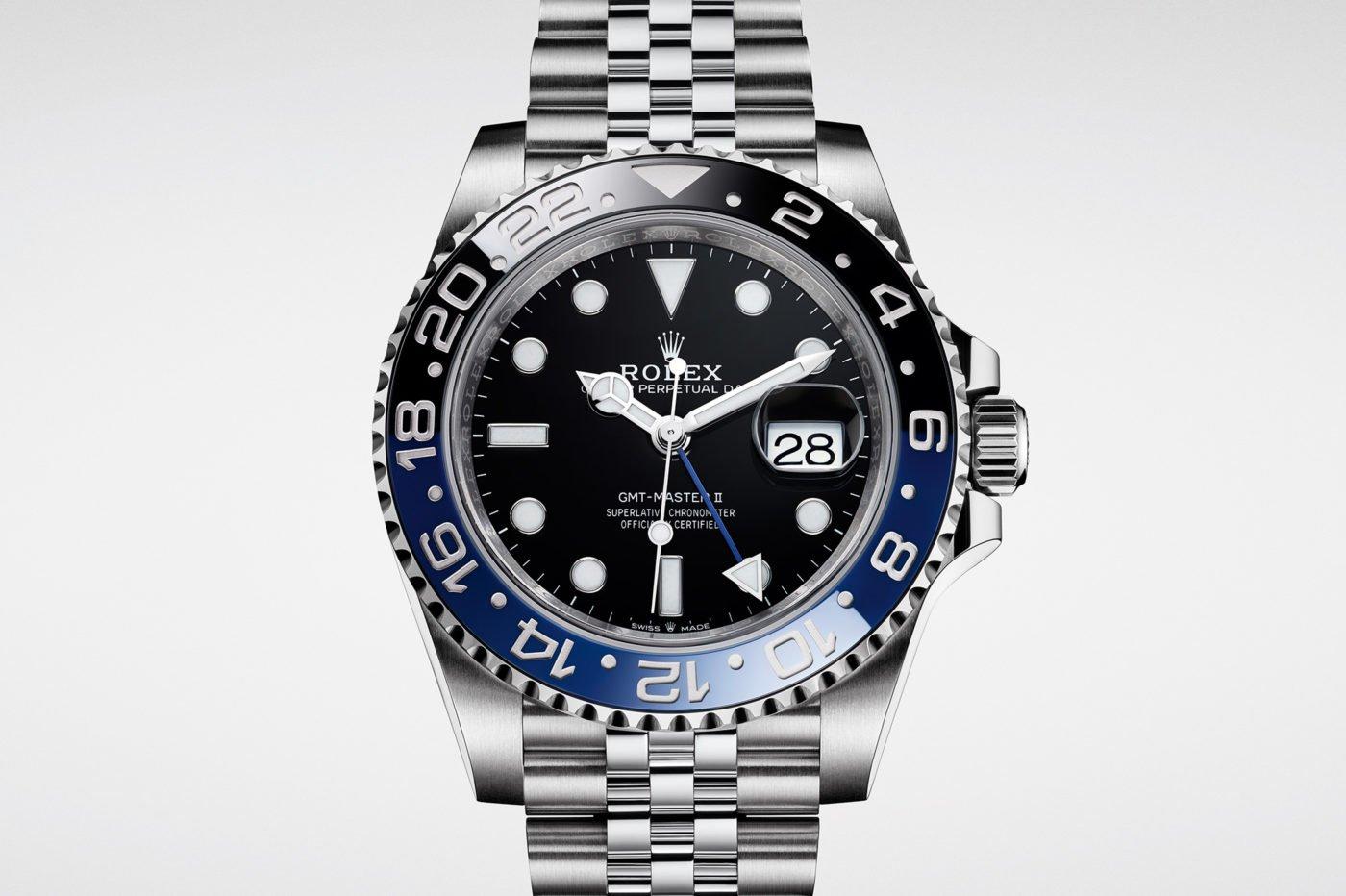 """Rolex GMT-Master II Ref. 126710 BLNR – odświeżony """"Batman"""" w stali – Basel 2019 [cena]"""