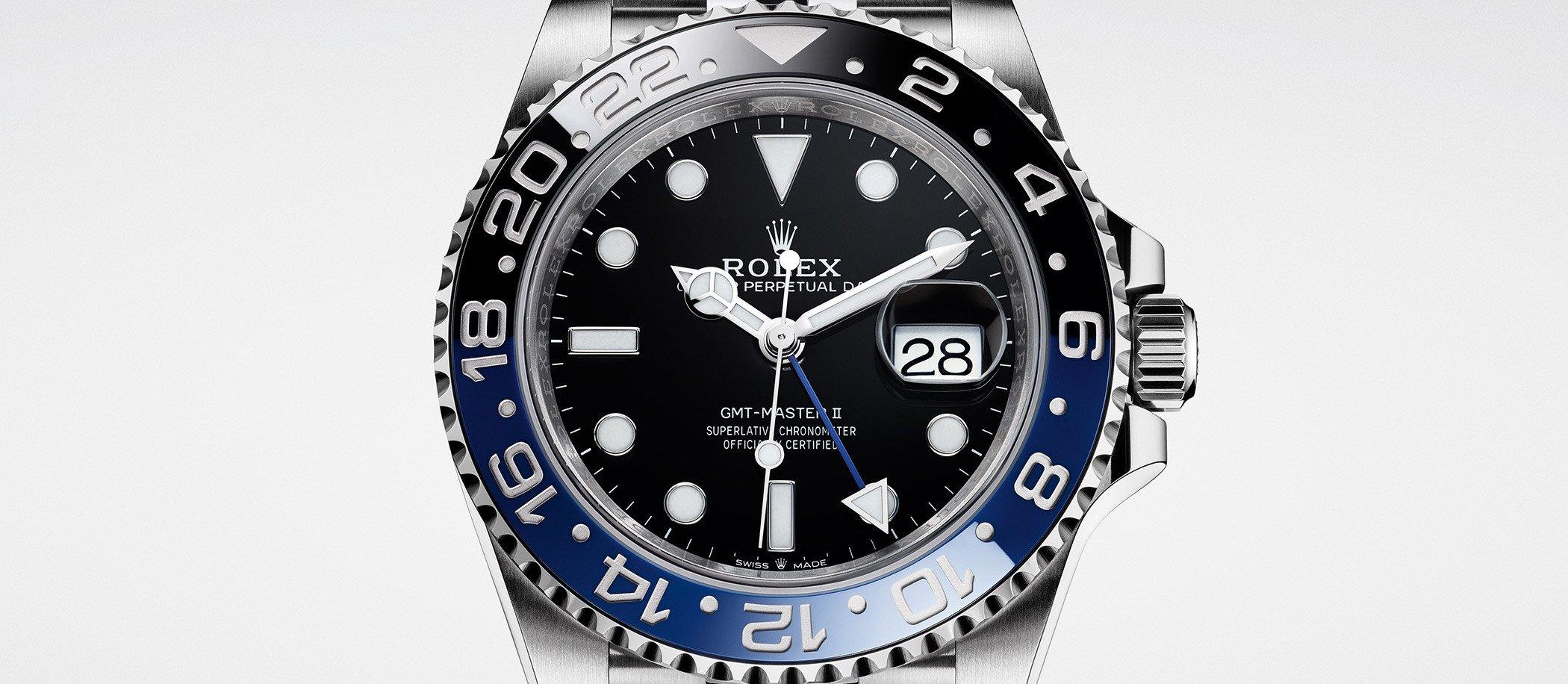 Rolex GMT-Master II Ref. 126710 BLNR