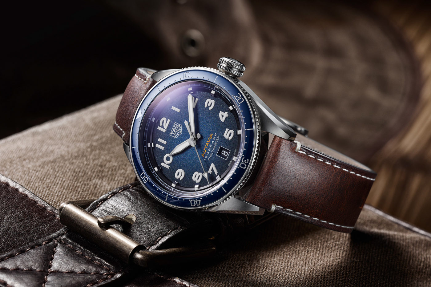 TAG Heuer Autavia Isograph Chronometer – Basel 2019 [cena]