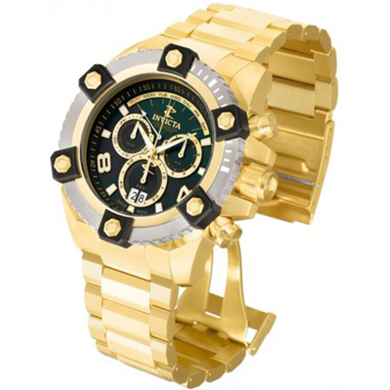 Invicta 80188 Grand Arsenal Reserve - 63 mm / foto: Walmart