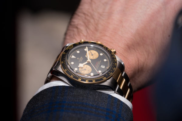 Tudor Black Bay Chronograph S&G