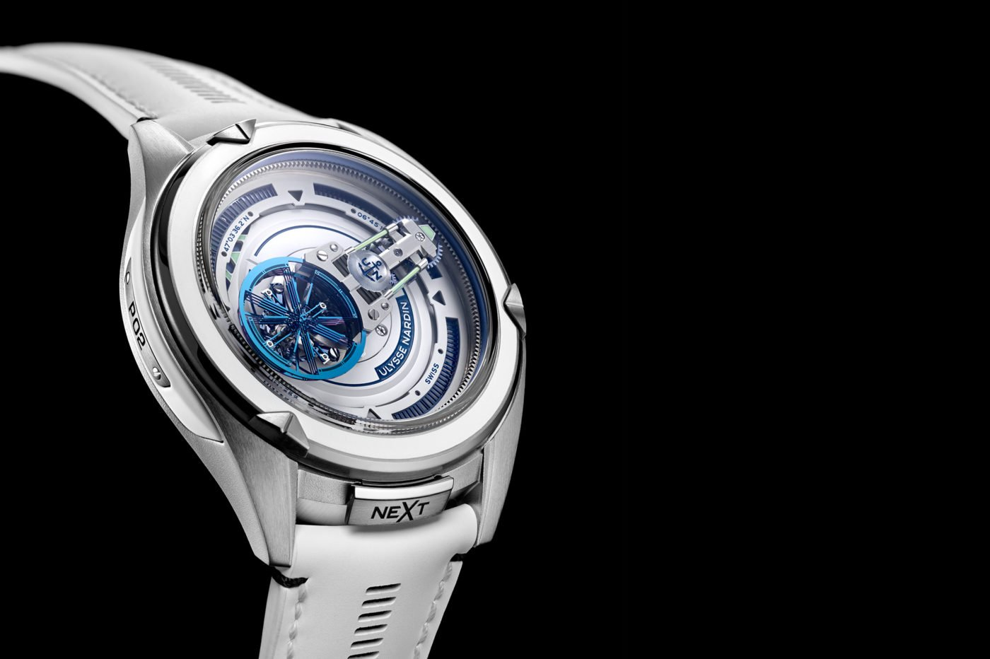 Ulysse Nardin Freak neXt – koncepcyjny krzem [video]