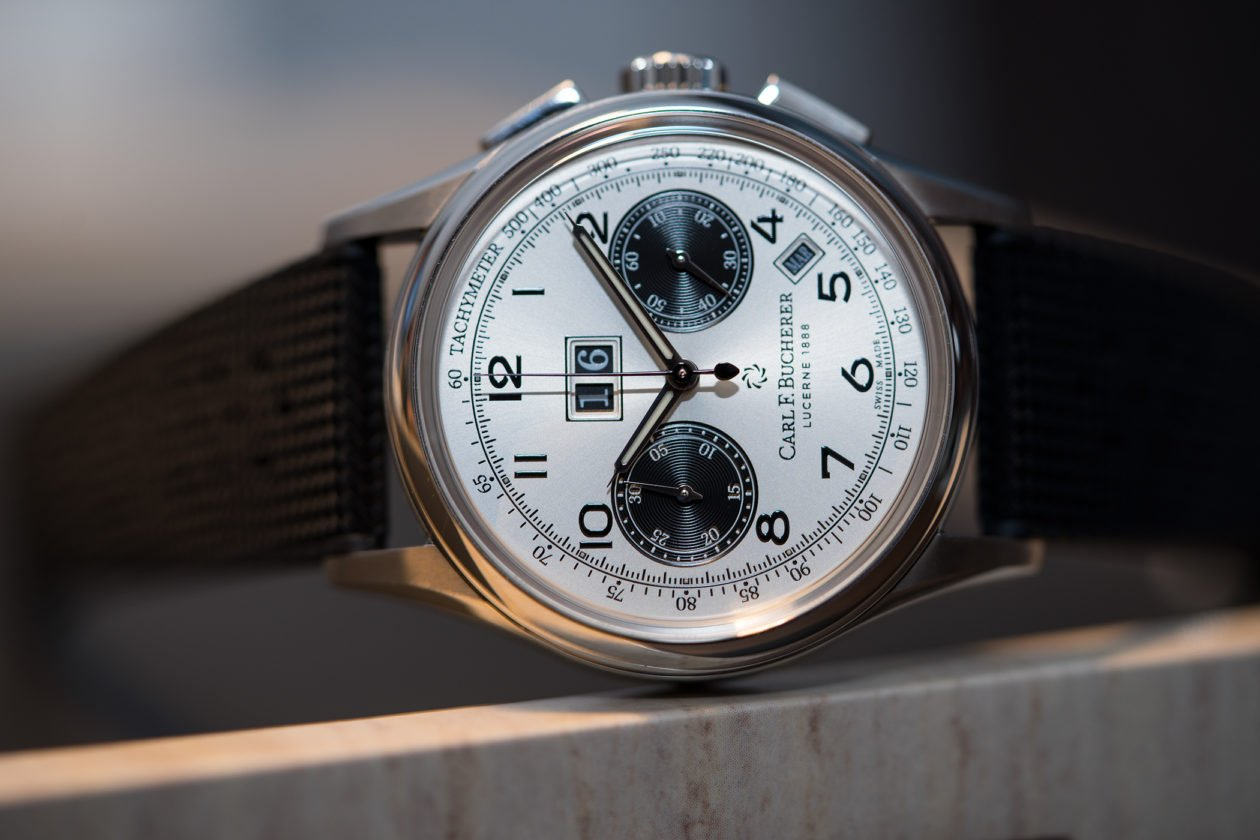 Carl F. Bucherer Heritage Chrono BiCompax Annual