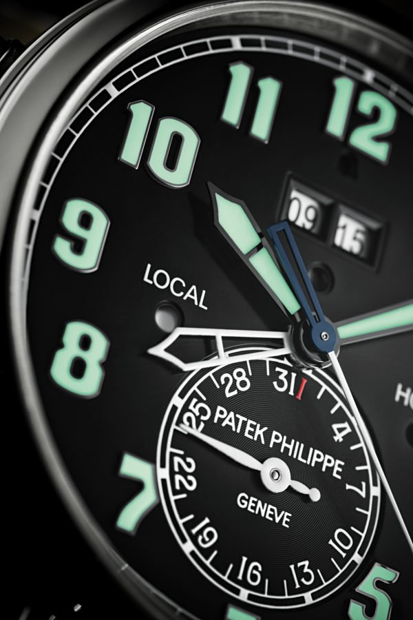 Patek Philippe Alarm Travel Time