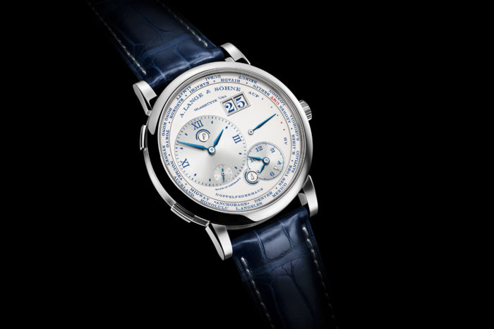"A. Lange & Söhne Lange 1 Time Zone ""25th Anniversary"""