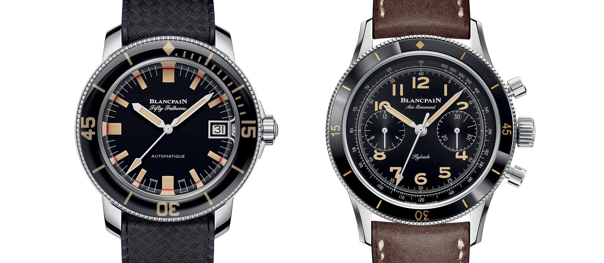 Blancpain Fifty Fathoms Barakuda i Air Command