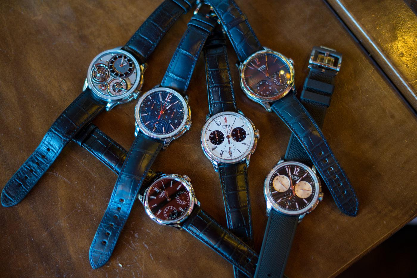 Jak powstają zegarki Czapek – z wizytą w Szwajcarii