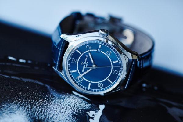 Vacheron Constantin Fiftysix Self-Winding Petrol Blue