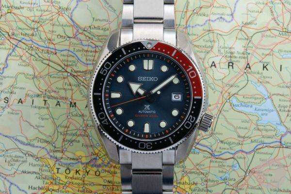Seiko Prospex Twilight Blue / foto: Fratellowatches.com