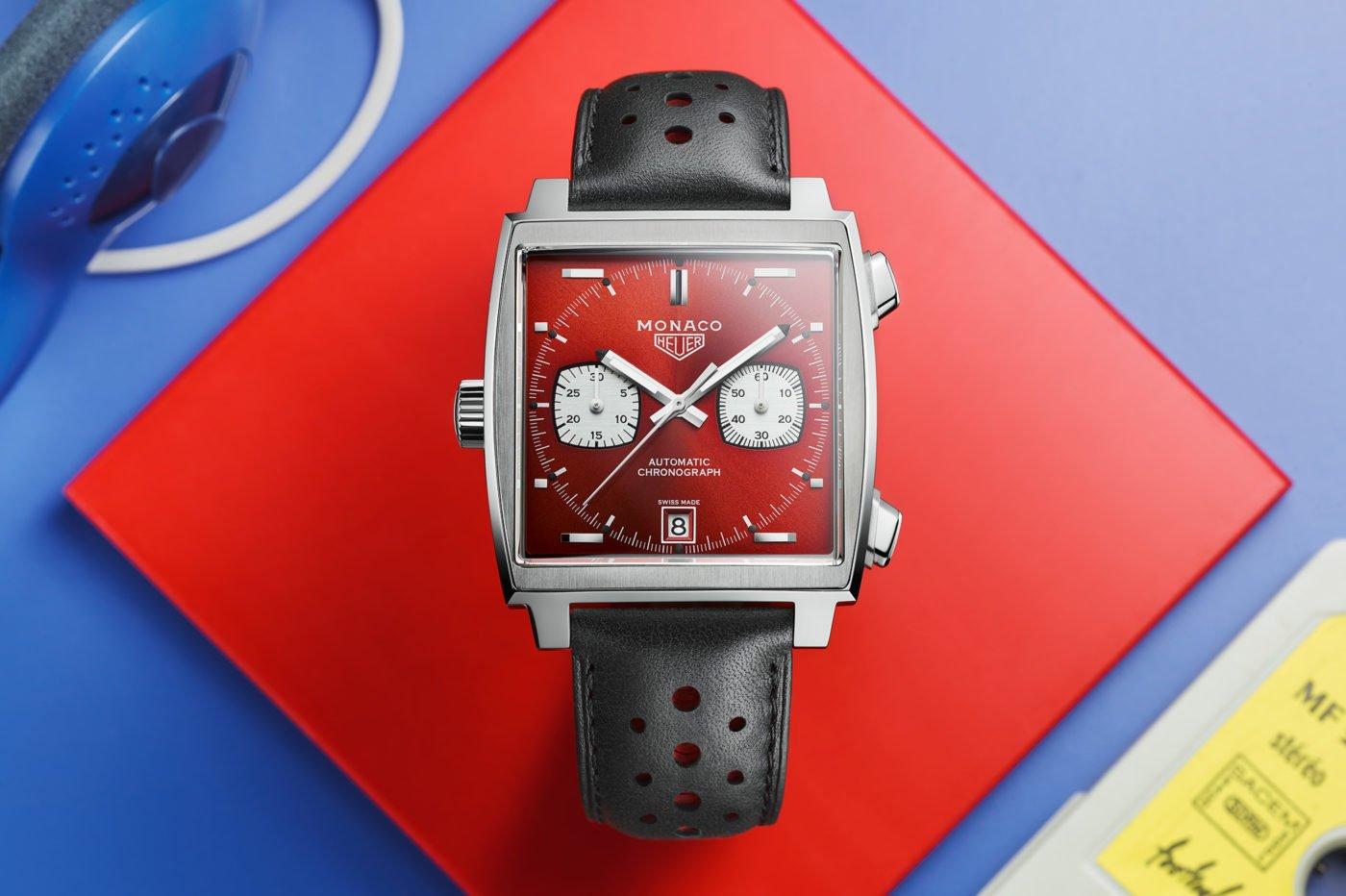 TAG Heuer Monaco 1979-1989 Limited Edition – na 50. urodziny kultowego chronografu [cena]