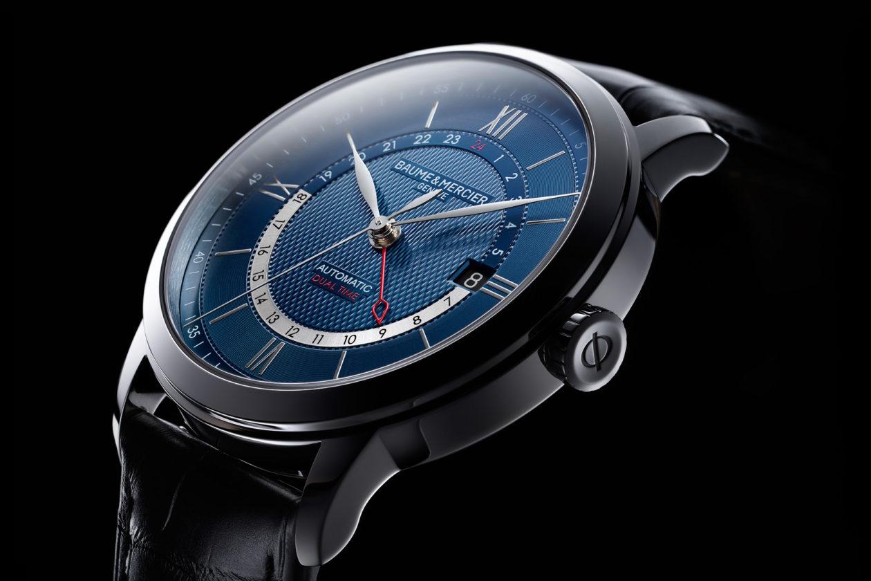 Baume & Mercier - Classima Dual Time