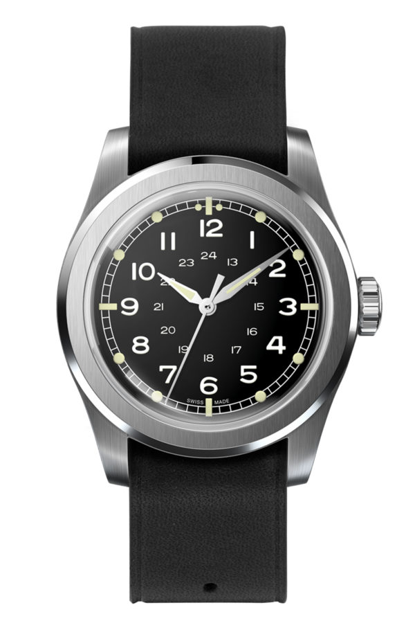 Serica Wrist.Watch.Waterproof. WMB Edition