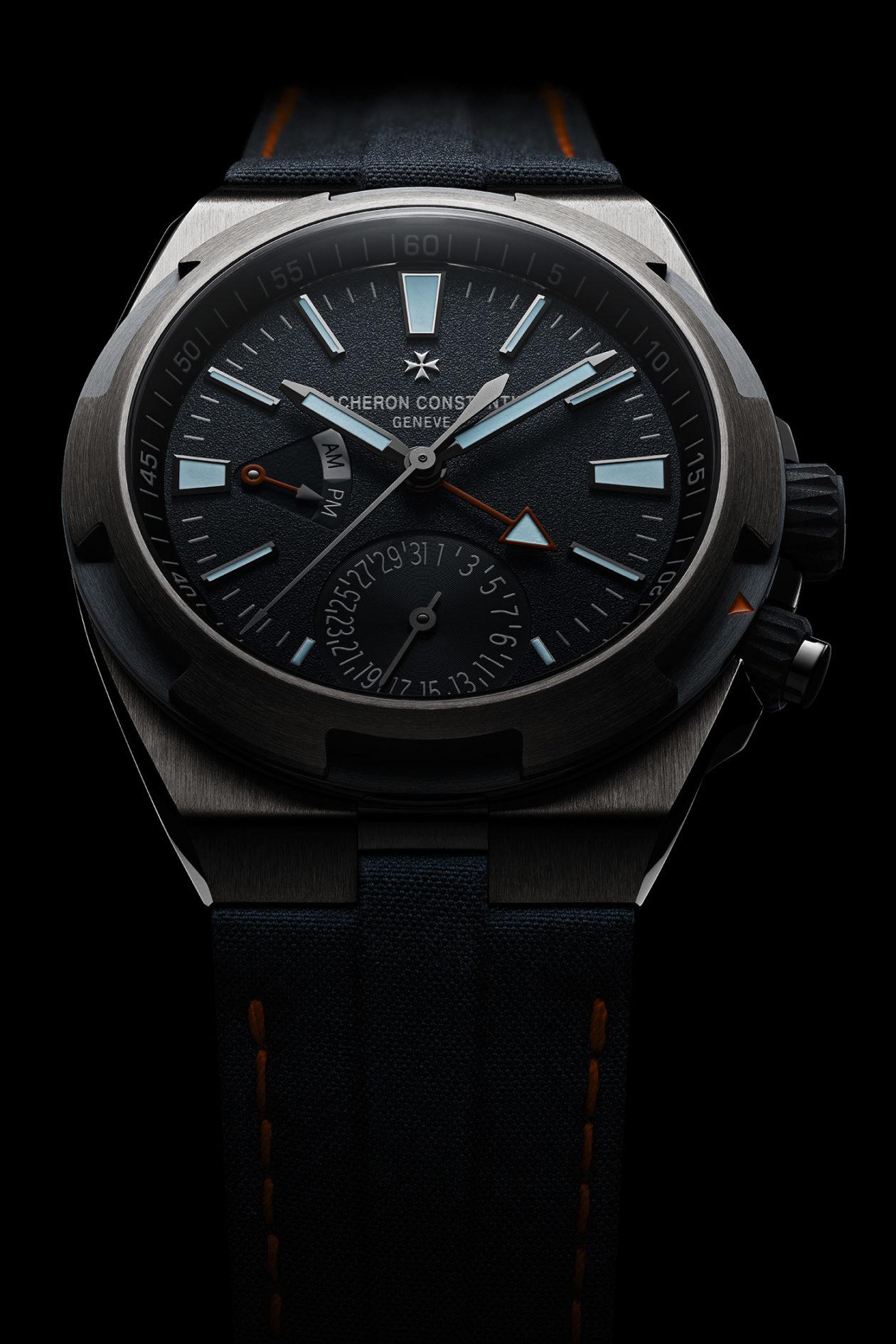 Vacheron Constantin Overseas Dula Time Prototype