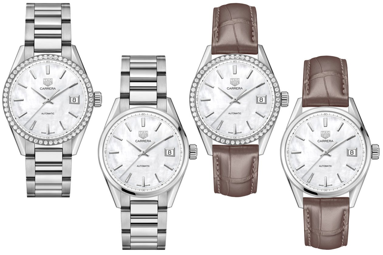 TAG Heuer Carrera Lady Automatic
