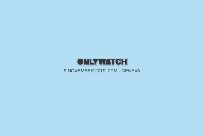ONLY WATCH 2019