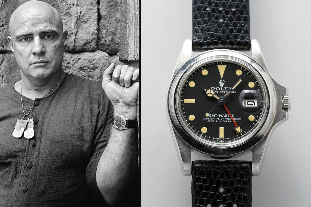 Rolex GMT-Master Marlona Brando na aukcji domu Phillips