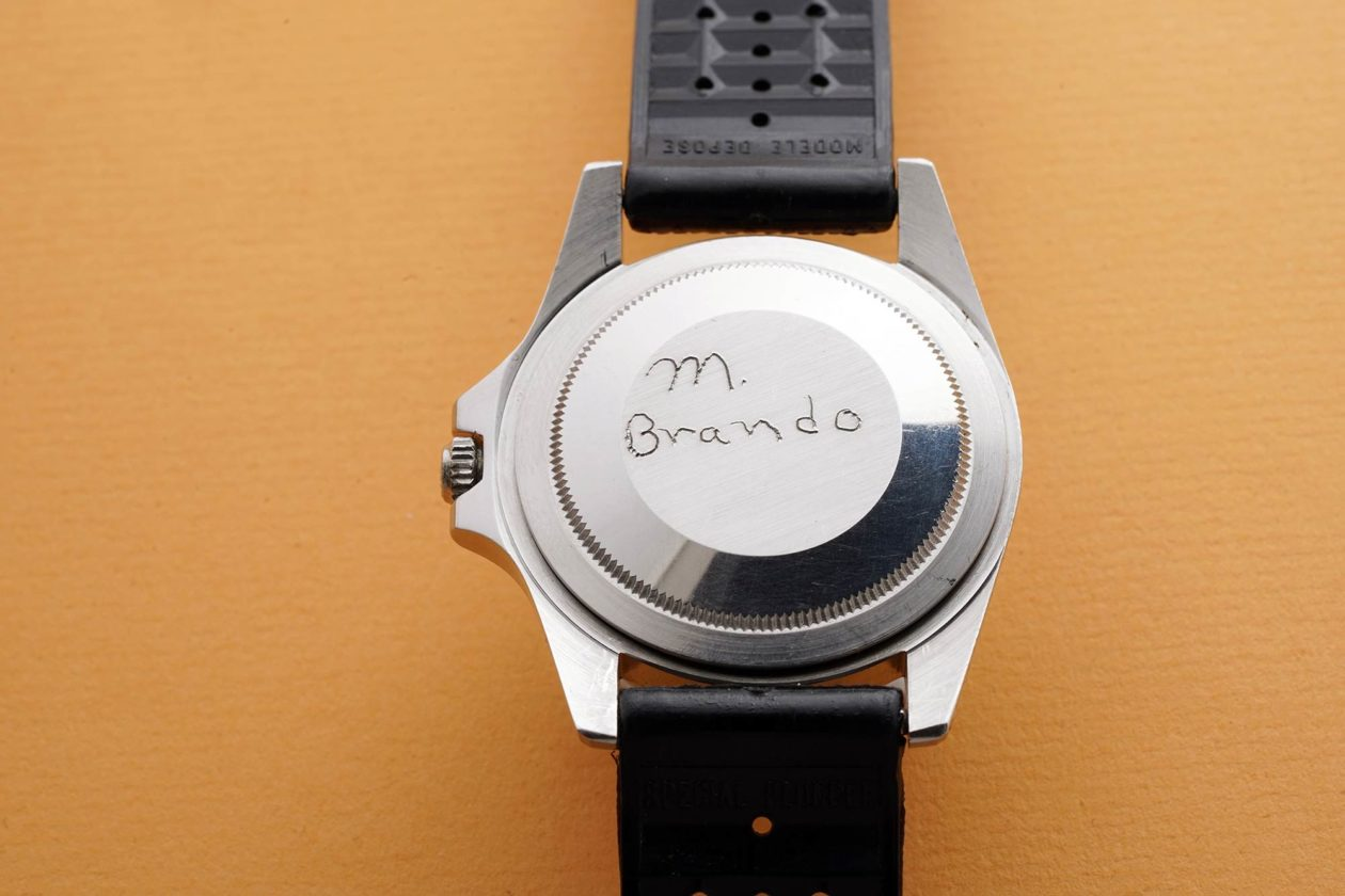 Rolex GMT-Master Marlona Brando