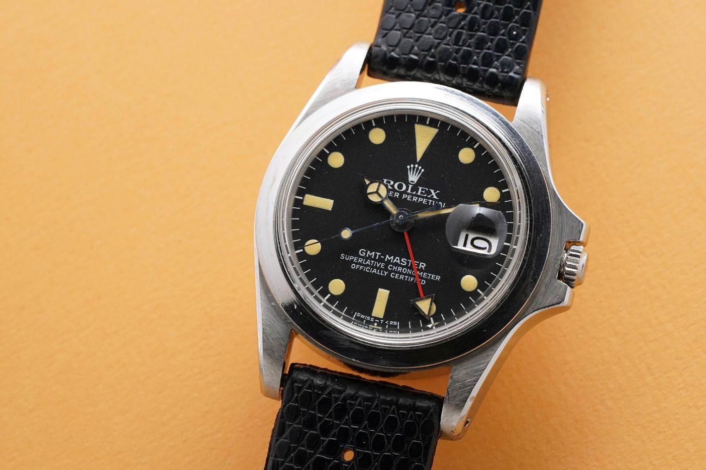 Aukcje Rolex GMT Marlona Brando i inne wyniki aukcji Phillips GAME CHANGERS