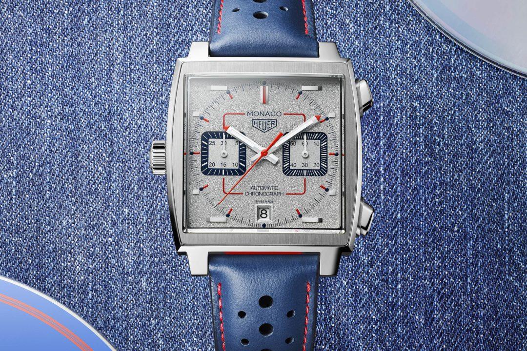 TAG Heuer Monaco 1989 -1999 Limited Edition