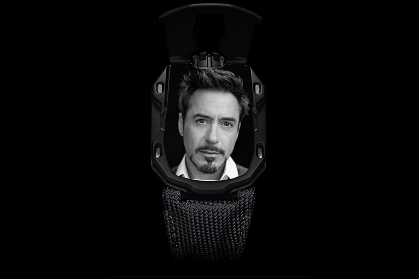 Timebloid Zegarki w showbiznesie: Robert Downey Jr.