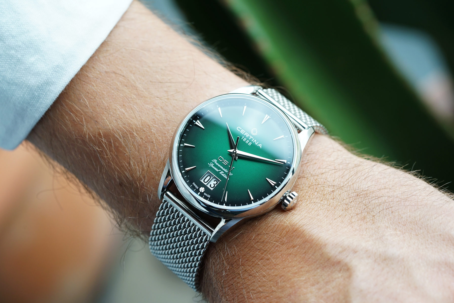 Certina DS1 Big Date Special Edition