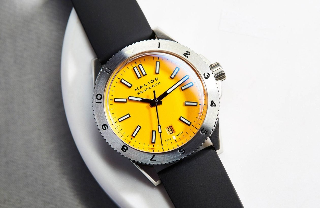 Halios Seaforth / foto: Timeandtidewatches.com