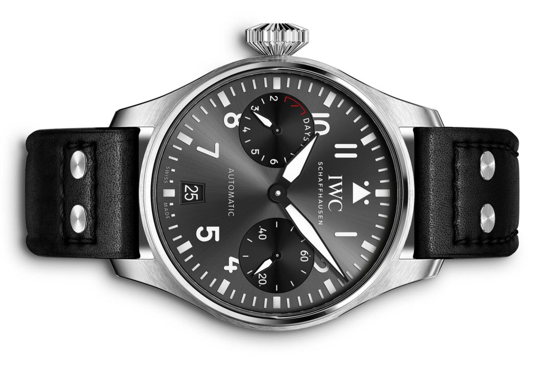 "IWC Big Pilot's Watch ""Right-hander"""
