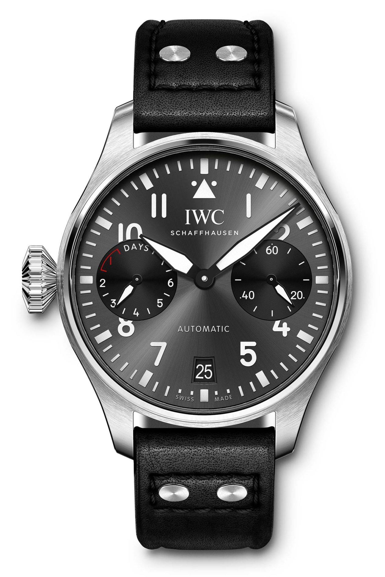 "IWC Big Pilot's Watch ""Right-hander"""