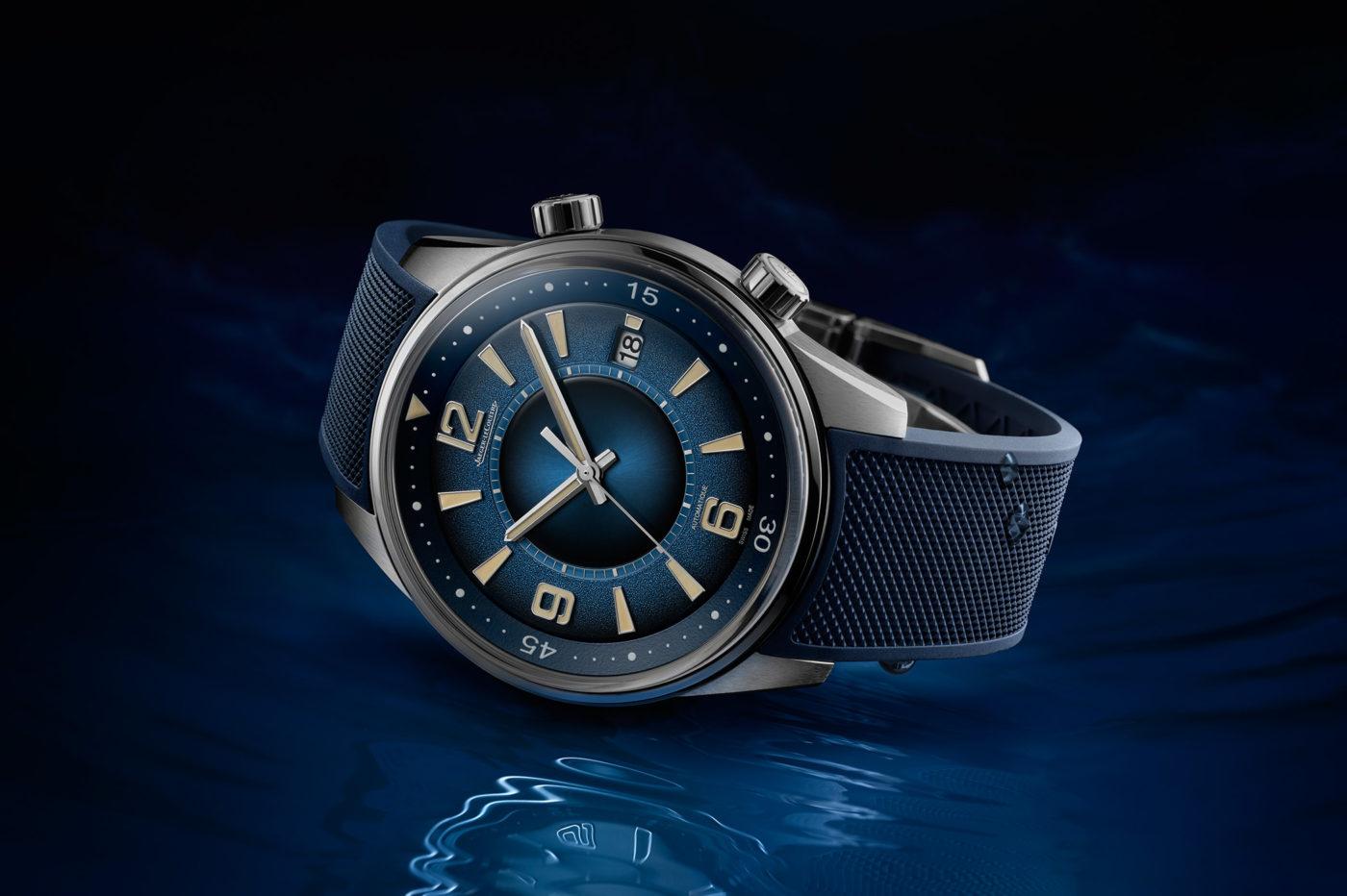 Jaeger-LeCoultre Polaris Date Limited Edition – z niebieską, gradientową tarczą [cena]