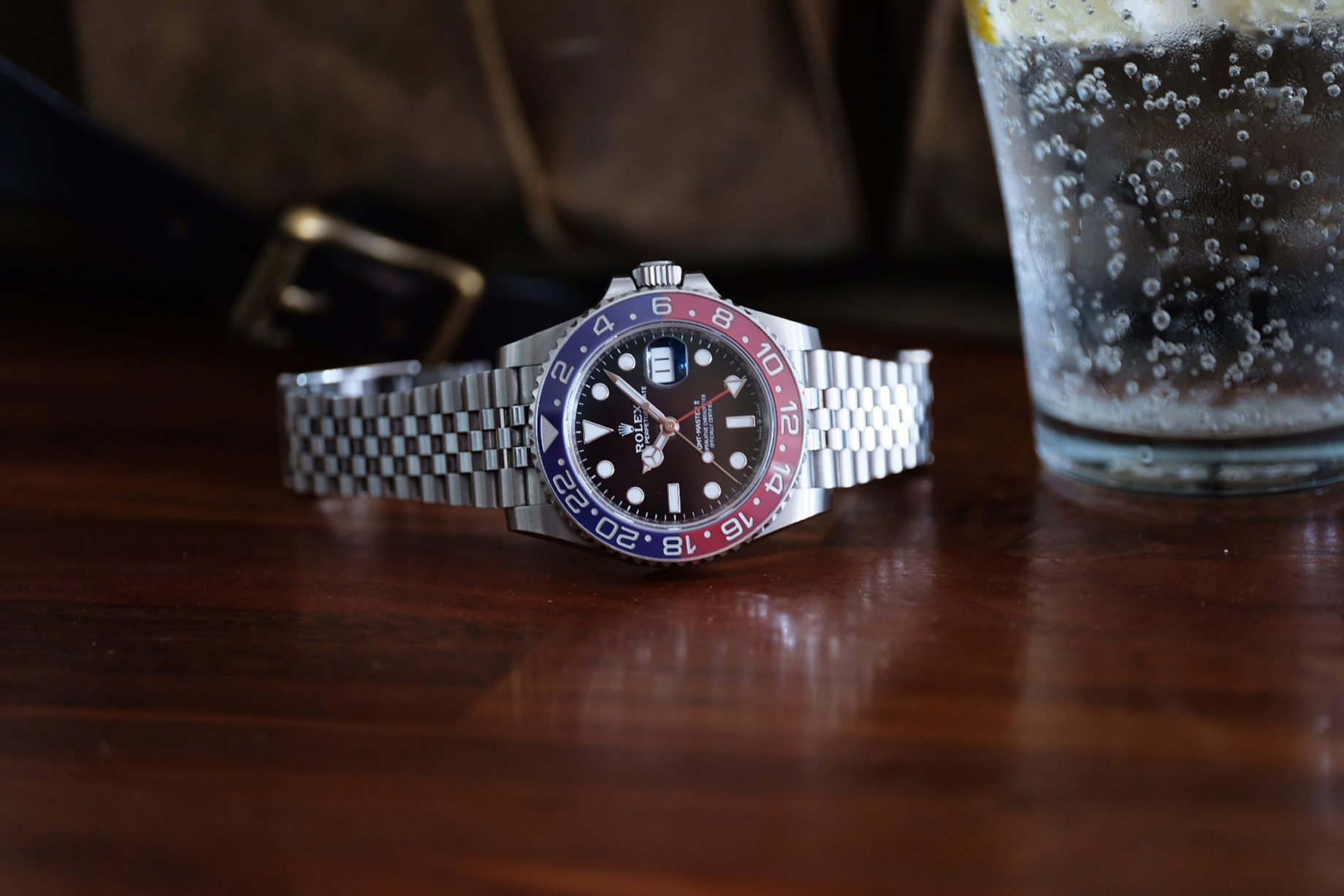 "Rolex GMT Master II Pepsi ""NOT FOR SALE"" Kristiana Haagena"