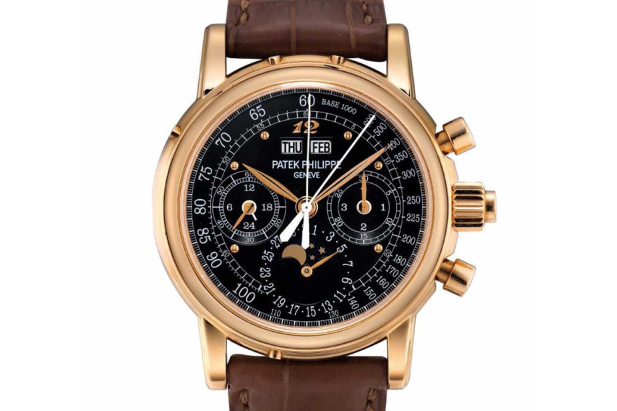 Patek Philippe ref. 5004R / Foto: revolution.watch
