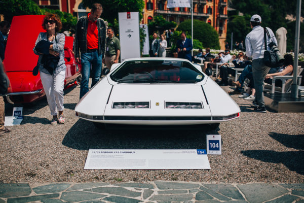 Ferrari 512 S Modulo (1970)