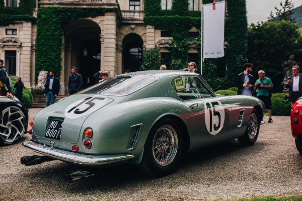 Ferrari 250 GT Berlinetta SWB Competizione (1960)