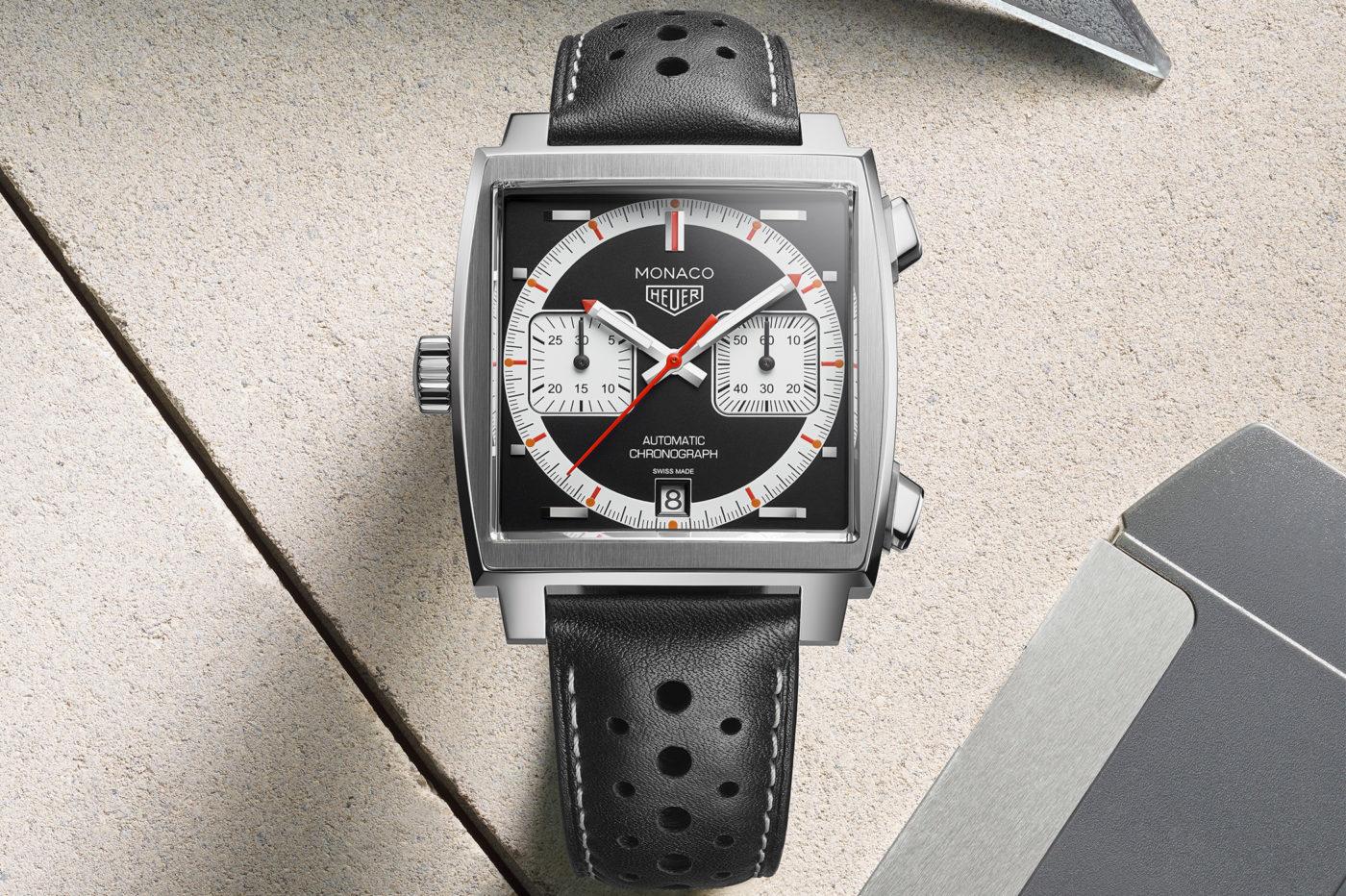 TAG Heuer Monaco 1999 – 2009 Limited Edition – na 50. urodziny kultowego chronografu [cena]