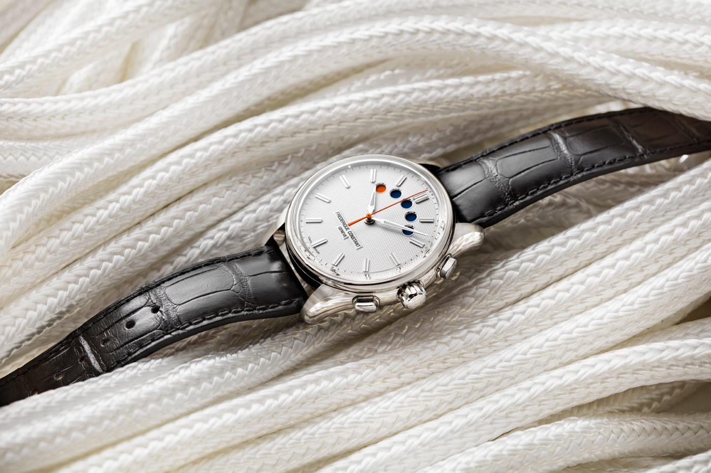 Frederique Constant Yacht Timer Regatta Countdown [dostępność, cena]