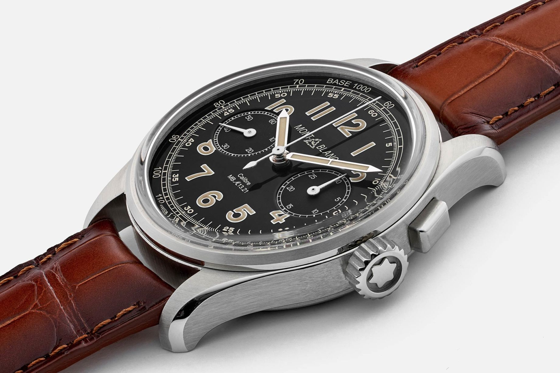 Montblanc 1858 Monopusher Limited Edition for Hodinkee