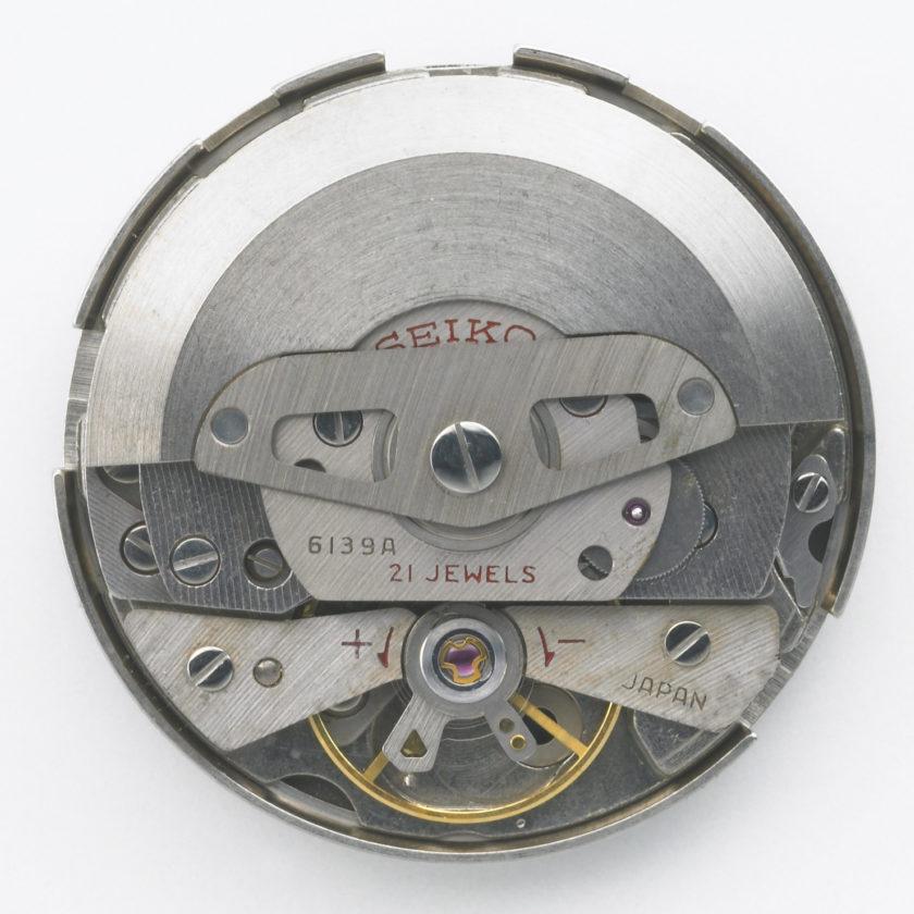 Seiko - kaliber 6139