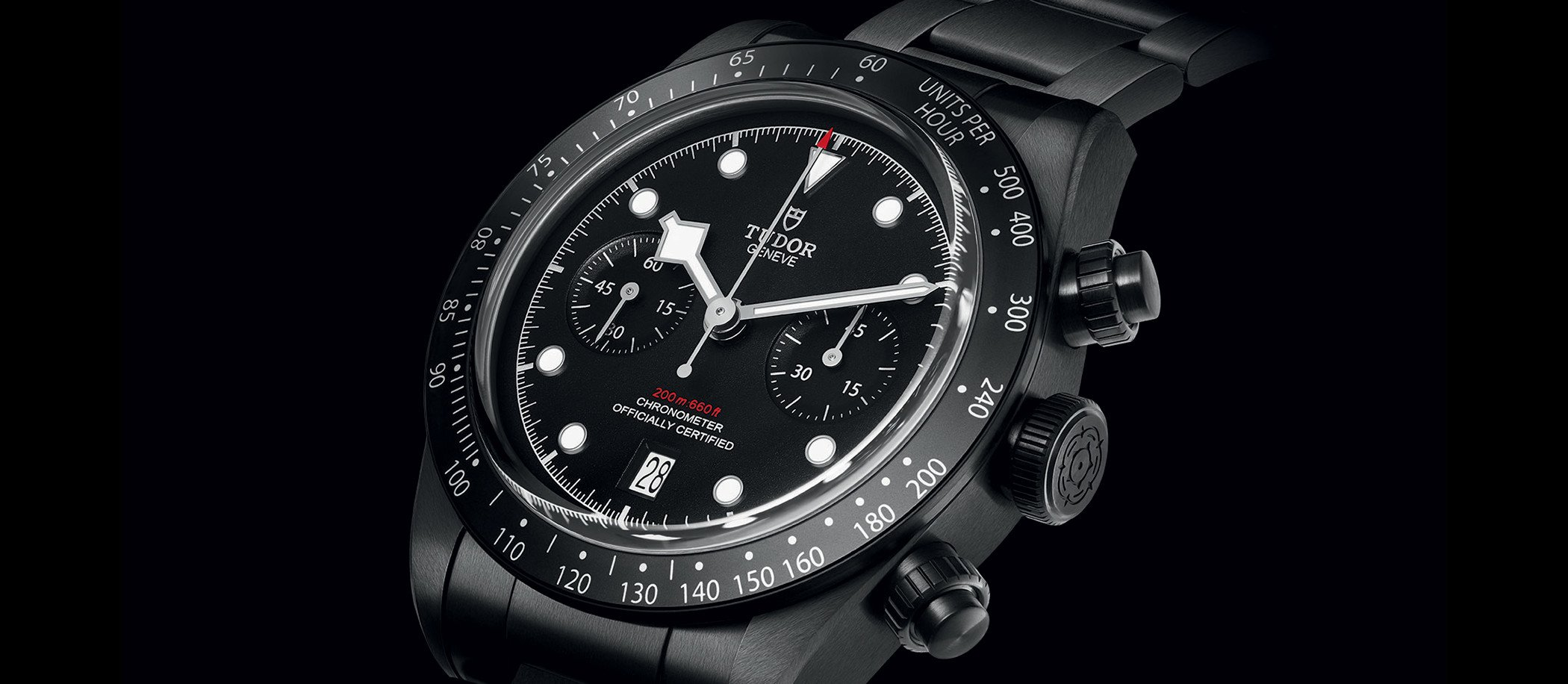 Tudor Black Bay Chrono Dark